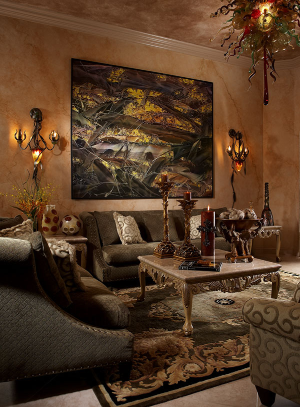 Florida home interior designs pictures.